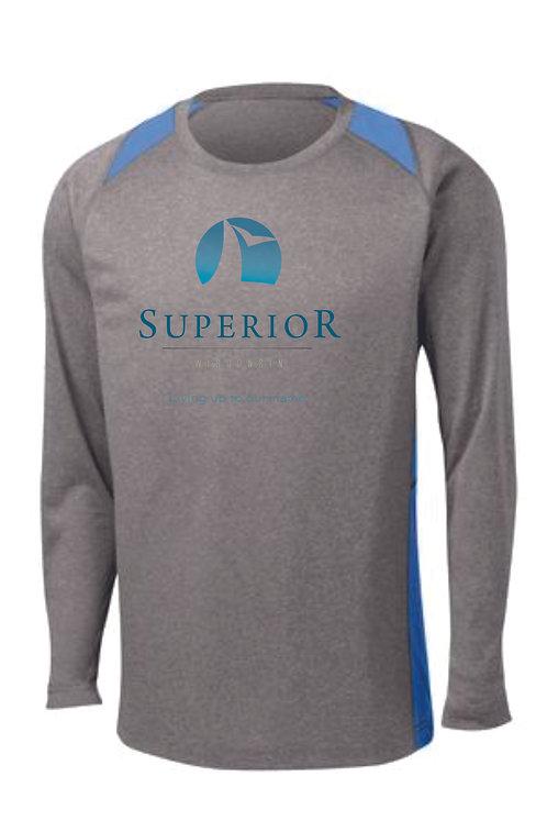 City of Superior Long Sleeve Dri-fit Shirt