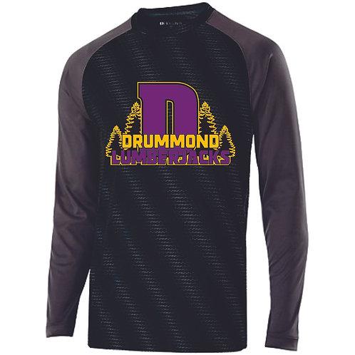 Drummond Holloway Long Sleeve Dri-Fit Shirt
