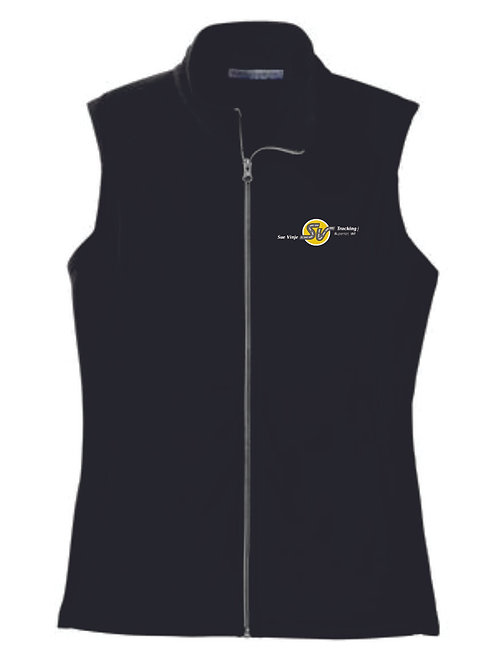 Sue Vinje Ladies Fleece Vest