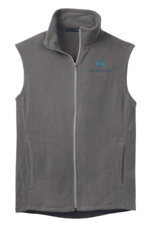 City of Superior Fleece Vest
