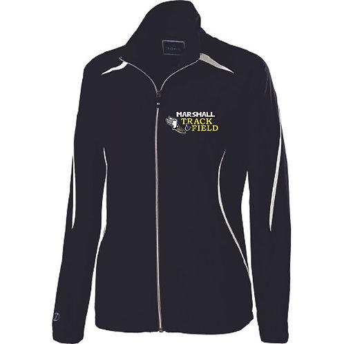 Marshall Track Ladies Warm Up Jacket