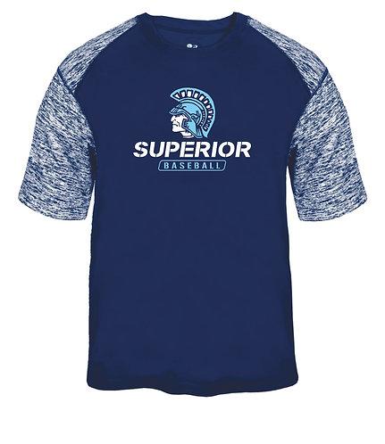 Spartan Baseball Dri-Fit Shirt