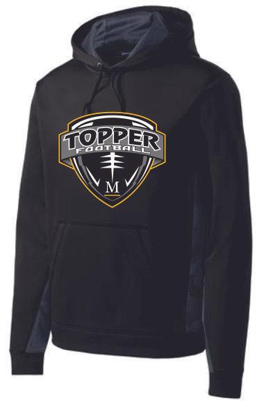 Topper Football Dri-fit Hoodie
