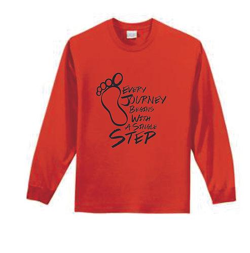 FUMS Walk Long Sleeve Shirt