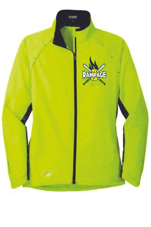 Rampage Ogio Ladies Full Zip Jacket