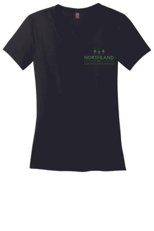 Northland AFC Ladies V-Neck Shirt