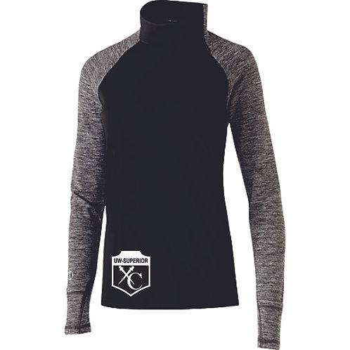UWS Cross Country Ladies Collar Zip Pullover
