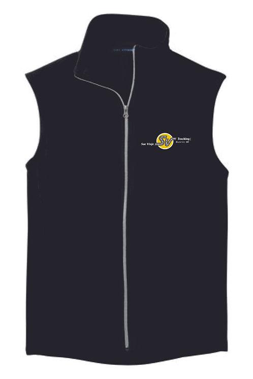Sue Vinje Men's Fleece Vest