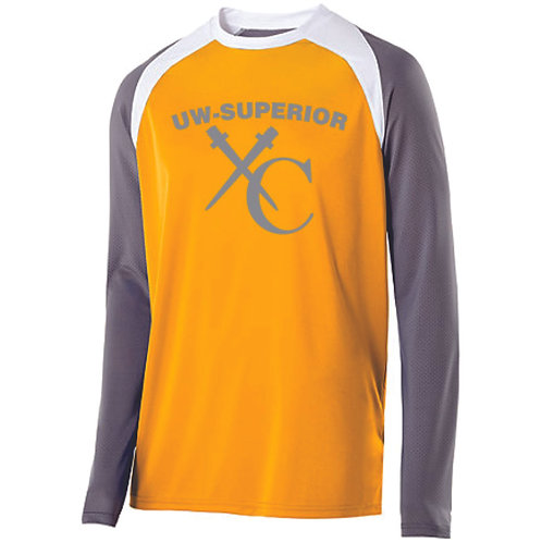 UWS Cross Country Holloway Dri-Fit Long Sleeve