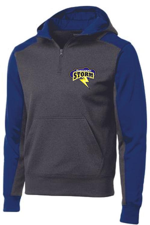 Storm 1/4 Zip Sweatshirt