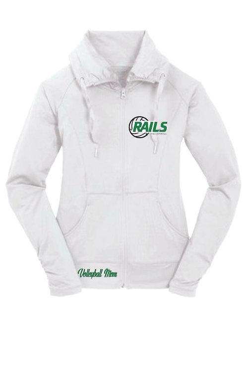 Rails Volleyball Mom Jacket