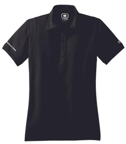 Halvor Lines Ladies Ogio Polo - Sleeve