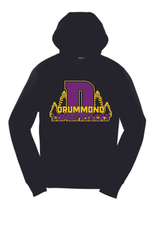 Drummond Embroidered Hoodie