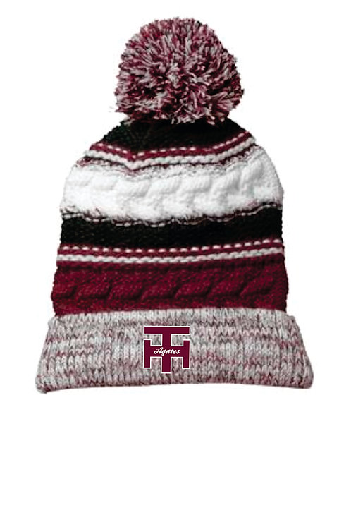 TH POM POM HAT