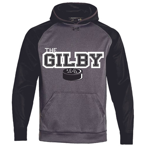 Gilby Two Tone Under Armour Sweatshirt