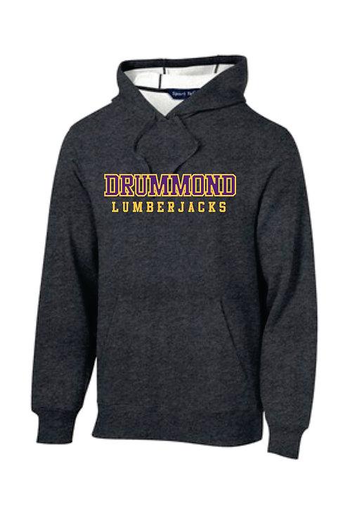 Drummond Embroidered Hoodie - JACKS
