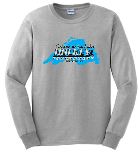 Squirt Colder by the Lake - Long Sleeve T
