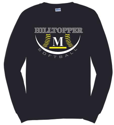Marshall Softball Long Sleeve Shirt