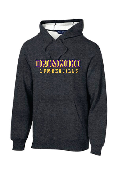 Drummond Embroidered Hoodie - JILLS