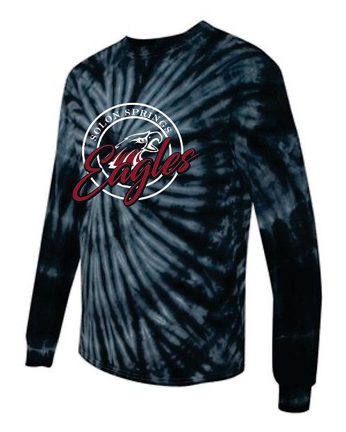 Solon Springs Long Sleeve Tie Dye Shirt