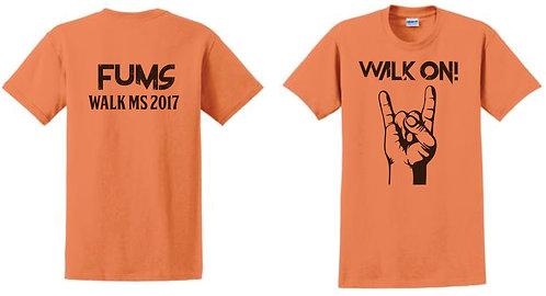 FUMS Walk T-Shirt
