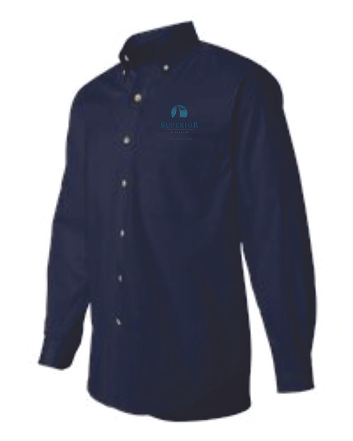 City of Superior Button Down Shirt