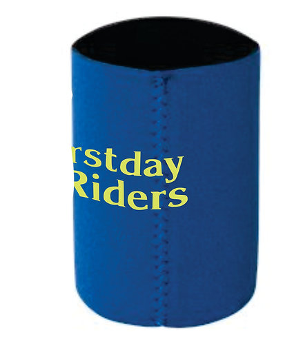 Thirstday Riders Can Koozie