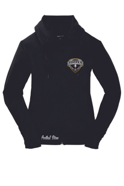 Toppers Football Mom Jacket