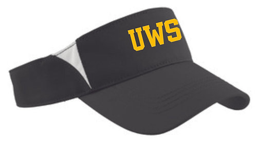 UWS Softball Visor