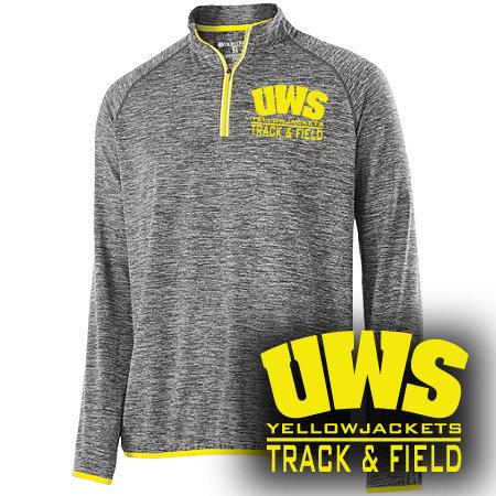 UWS Track Men's 1/4 Zip