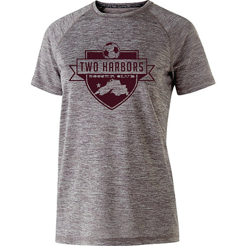 Two Harbors Soccer Ladies Electrify Dri-Fit Shirt