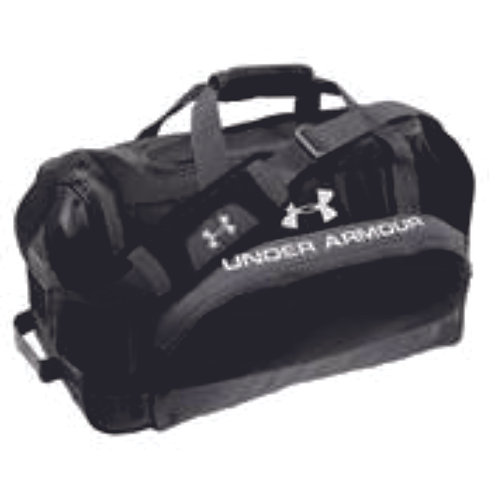 Storm Under Armour Duffle With Number