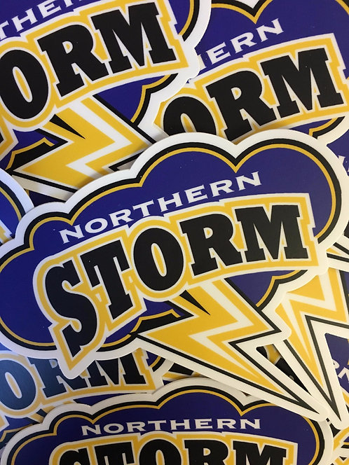 Storm Decal