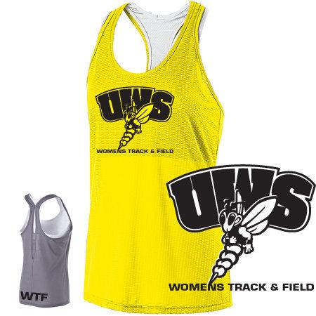 UWS Track Ladies Tank Top