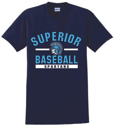 Spartan Baseball T-Shirt