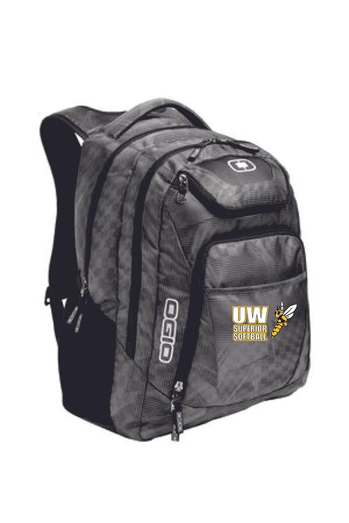 UWS Softball Ogio Backpack