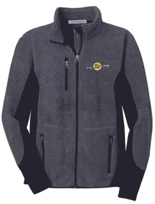Sue Vinje Fleece Zip Up