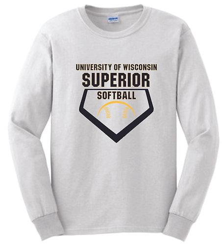 UWS Softball Long Sleeve T-Shirt