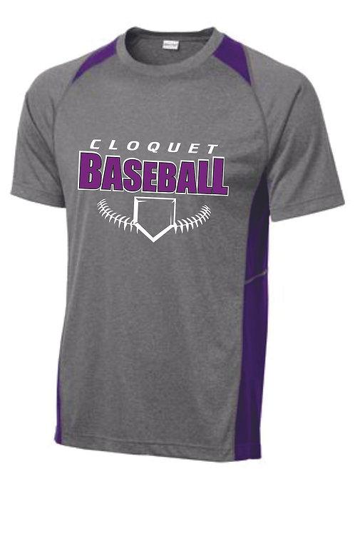 Cloquet Baseball Drifit T-Shirt