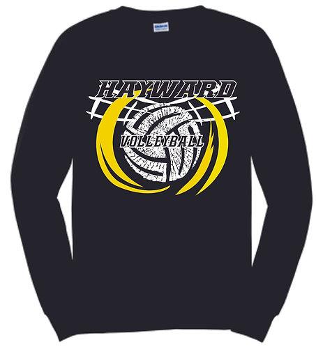 Hayward Volleyball Long Sleeve Shirt