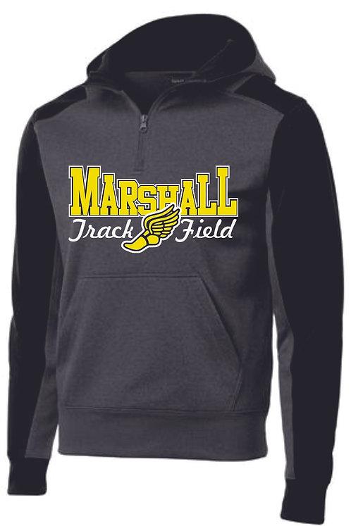 Marshall Track 1/4 Zip