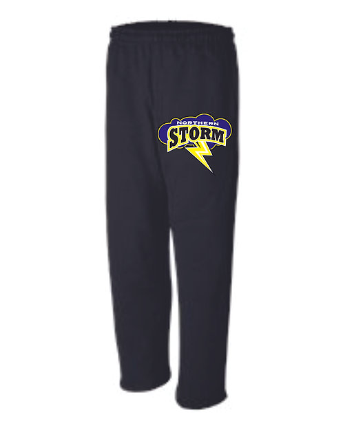 Storm Embroidered Sweatpants