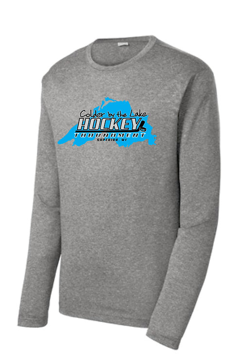 Squirt Colder by the Lake - Dri-Fit Long Sleeve