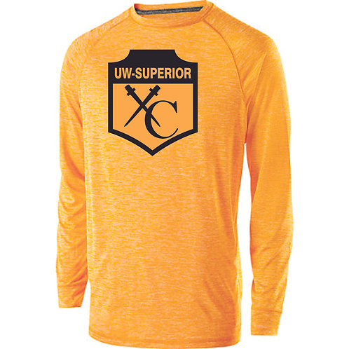 UWS Cross Country Gold Dri-fit Long Sleeve