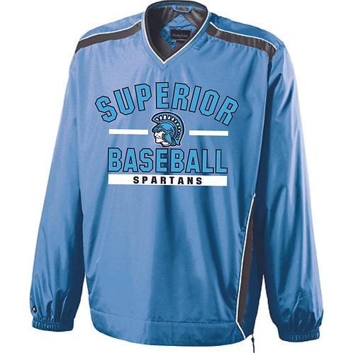 Spartan Baseball Pullover