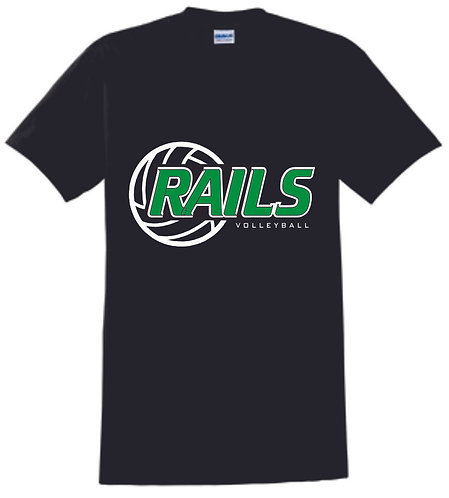 Rails Volleyball T-Shirt