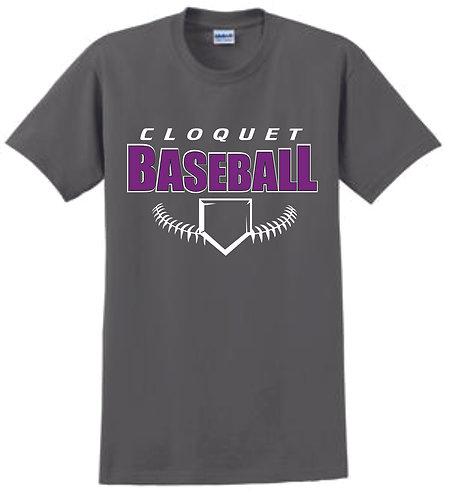 Cloquet Baseball T-Shirt