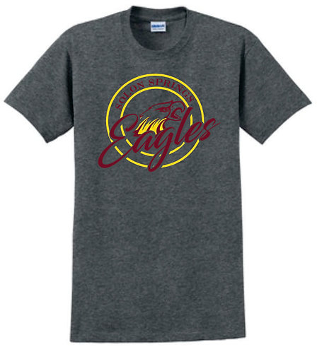 Solon Springs Gray T-Shirt