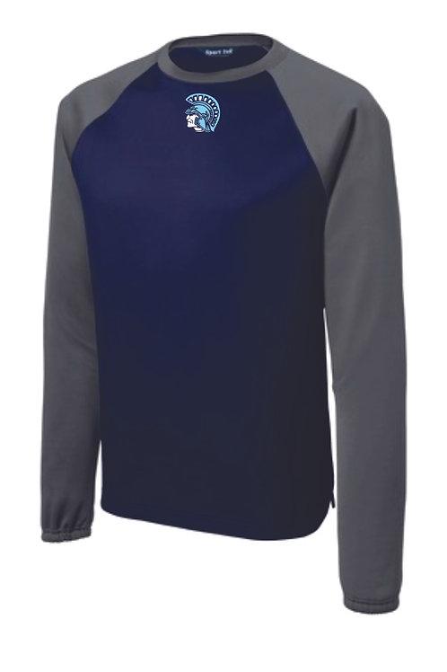 Spartan Baseball Fleece Pullover