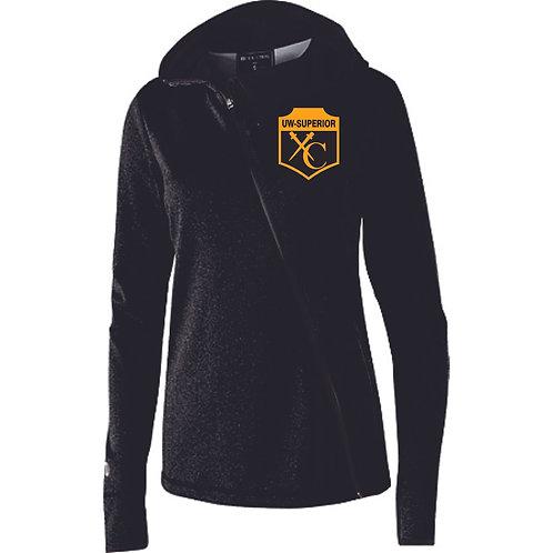 UWS Cross Country Ladies Asymmetrical Zip Jacket